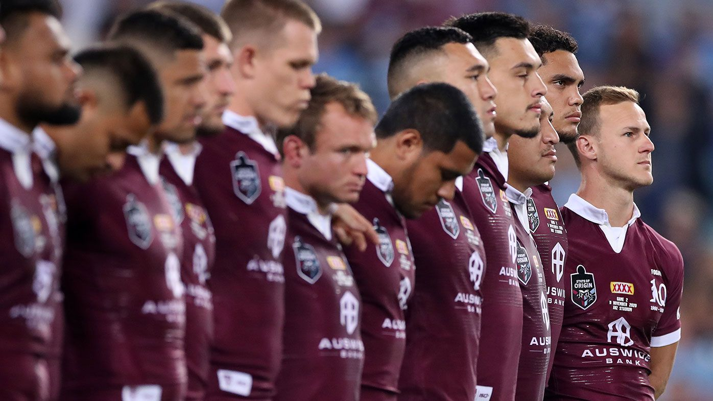 State of Origin - NSW v QLD: Game 2