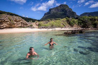 <strong>Swap the Great Barrier Reef for Lord Howe Island</strong>