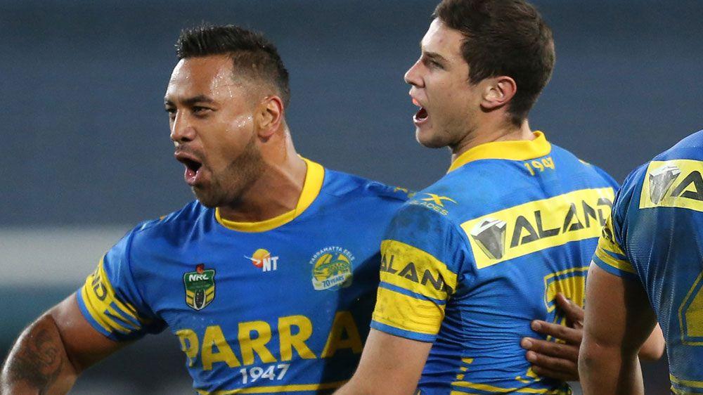 Moses dangerous as Eels beat Souths in NRL