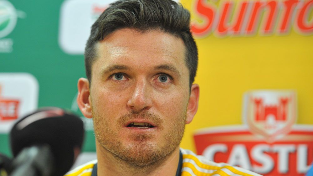 Former South Africa captain Graeme Smith goes into bat for cricketers in CA pay dispute