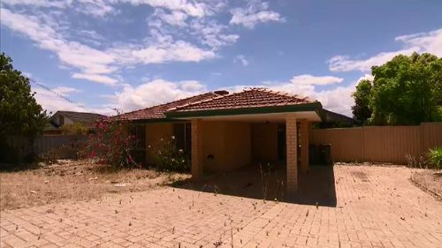 The family were living in government housing when the incident occurred.