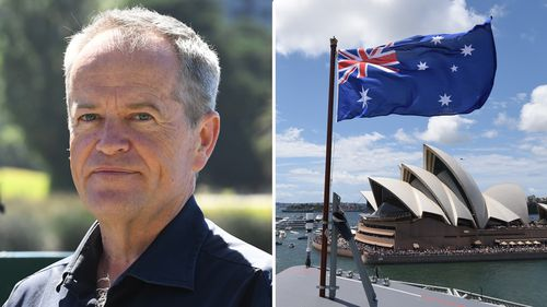 Labor leader Bill Shorten has committed to keeping Australia Day on January 26th if elected.