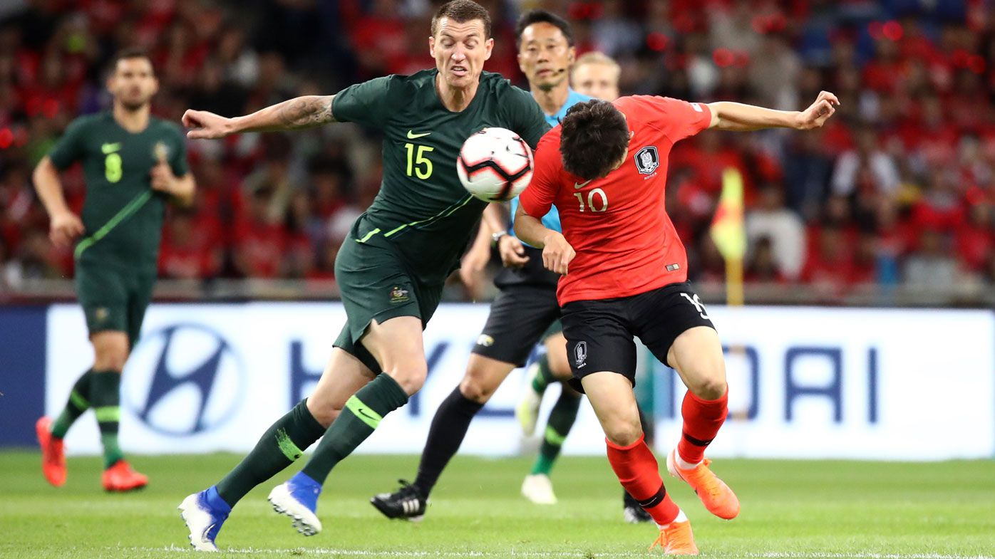 South Korea edge inexperienced Socceroos