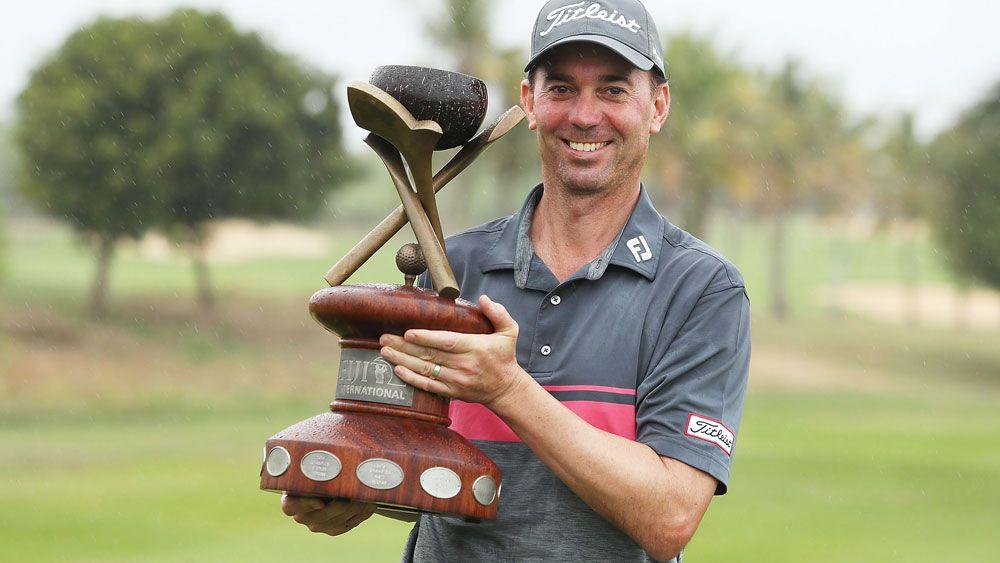 Australia's Jason Norris has life-changing golf win at Fiji International