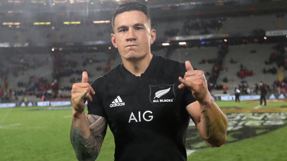 All Blacks star Sonny Bill Williams fired up ahead of Sydney Test against Wallabies