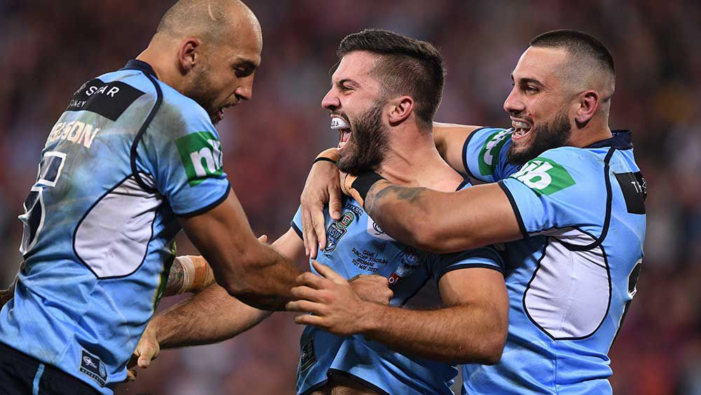 State of Origin: Gallen picks squad for Blues, Maroons for game II