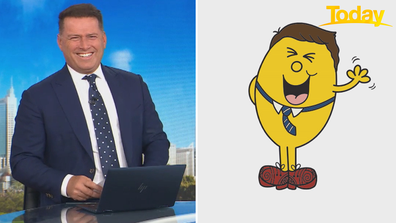 The resemblance is uncanny...