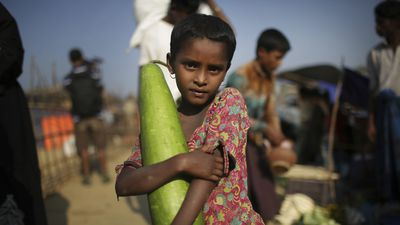 Rohingya refugees to be returned to Bangladesh