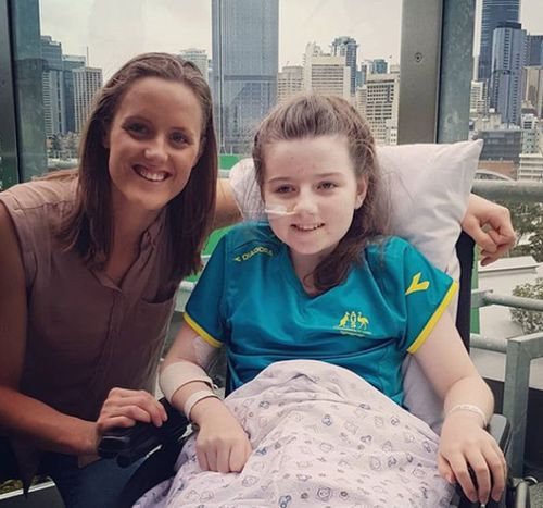 In September, 12-year-old Hannah Papps was also attacked by a shark in a similar Whitsundays location as Ms Barwick.