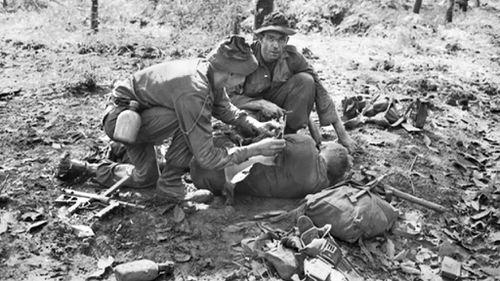 Courage, mateship marks war in Vietnam