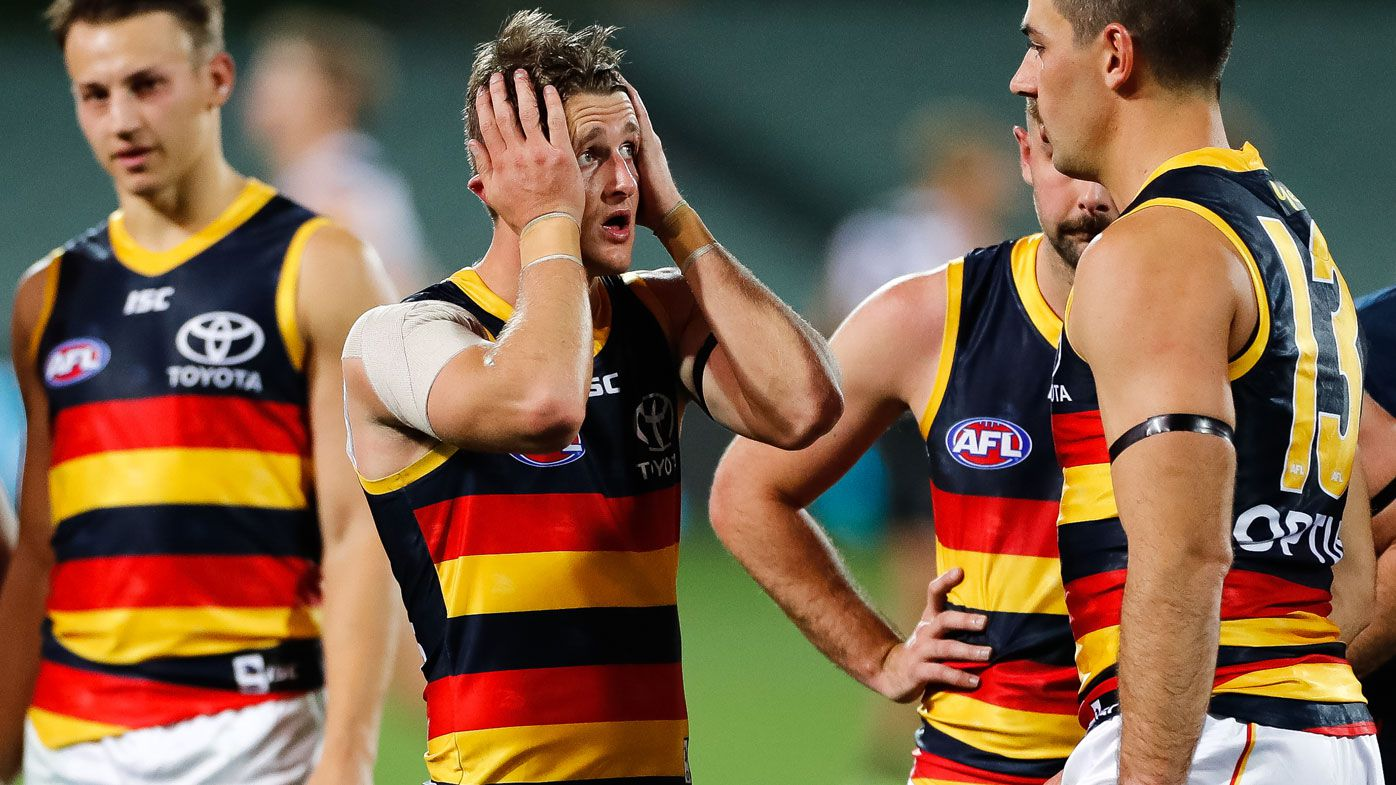 Shane McInnes: Adelaide Crows AFL's biggest mess and in dire need of culture change