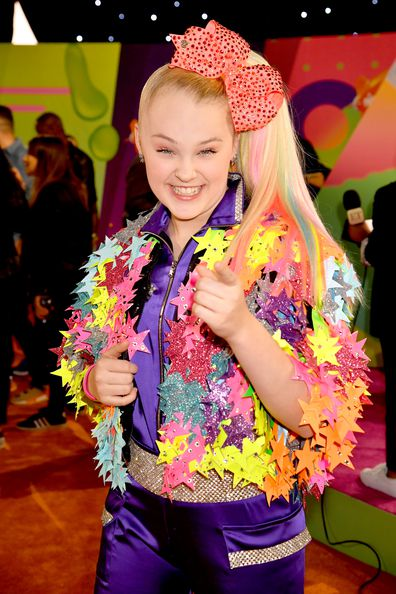 TikTok, video, JoJo Siwa, responds, trolls, act her age