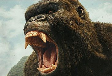 Daily Quiz: Which fictional island was home to King Kong?