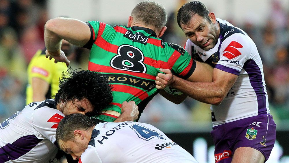 Melbourne Storm defence returns to hold out South Sydney in Perth