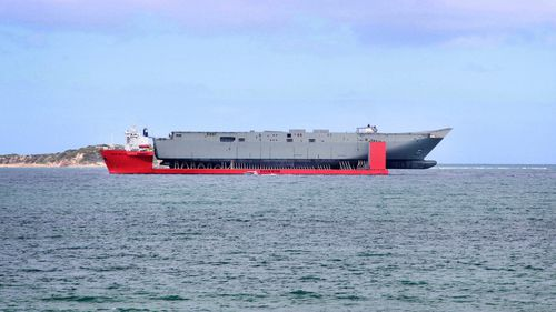 Cargo ships using Victoria's Port Phillip Bay could be tolled