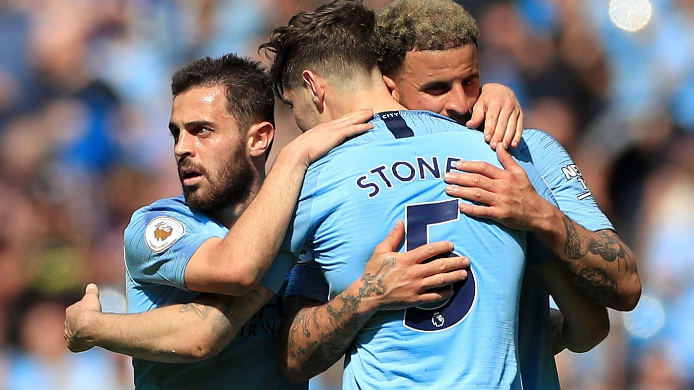 Manchester City return top of the EPL with win over Spurs, Newcastle near safety