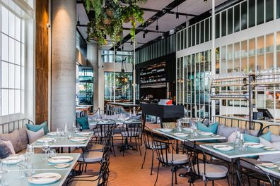Banksii Vermouth Bar and Bistro in Barangaroo, Sydney