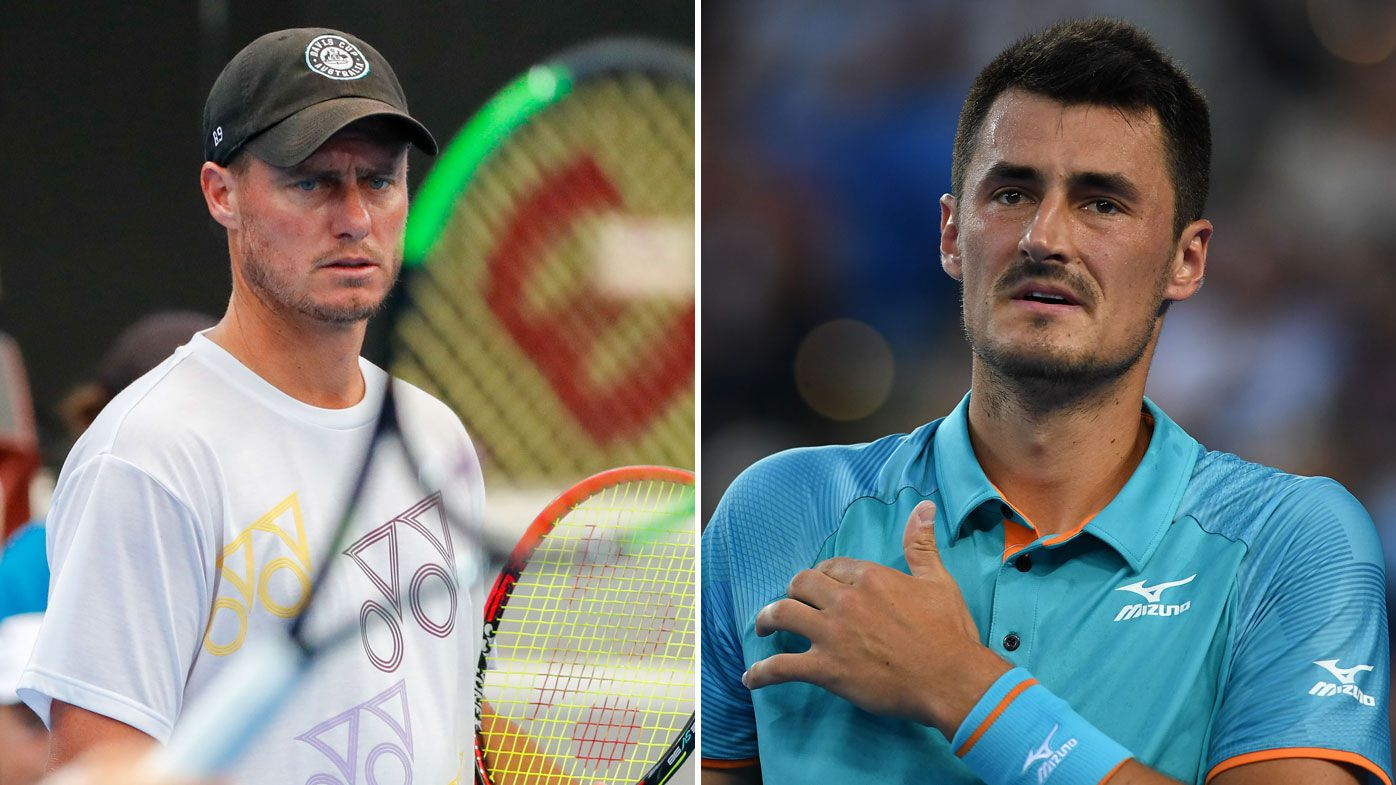 'This country is a tennis soap opera': World reacts to Hewitt/Tomic bust up