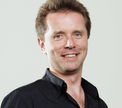 BBC TV presenter Nicky Campbell.