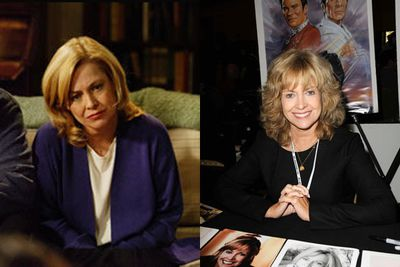Former soapie star Catherine Hicks played the lovable mum Annie. Post <i>7th Heaven</i>, she kept a pretty low profile and has appeared on a few tele-movies. <br/><br/>Catherine has a pretty big fan base from her days as Dr. Gillian Taylor in Star Trek, so is a big hit at sci-fi conventions. <br/>