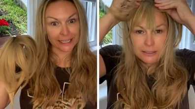 Mel Schilling MAFS new hair