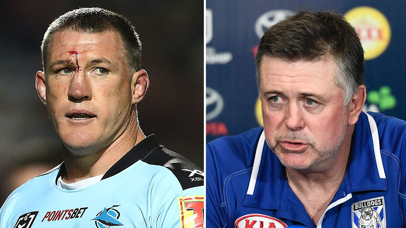 'I don't agree with those comments': Paul Gallen slams Dean Pay's criticism of the NRL's salary cap relief