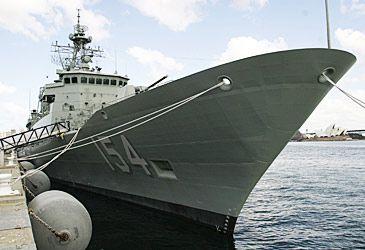 Daily Quiz: Where is the Royal Australian Navy's Fleet Command headquartered?