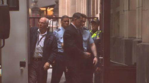 Hague will be sentenced next month. (9NEWS)