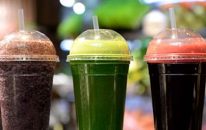 Drinking too much fruit juice linked to premature death risk