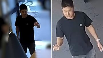 They want to speak to this man in relation to the assault.