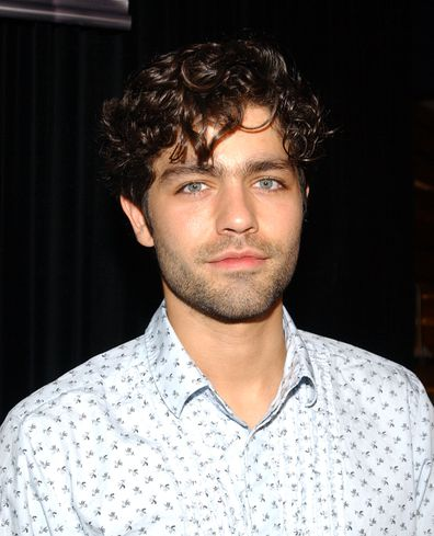 Adrian Grenier was the star of Entourage in the early naughties.