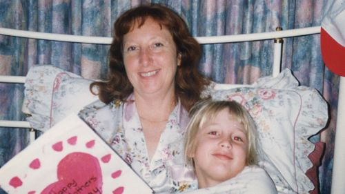 Jennifer was 12 when she found her mother's body.