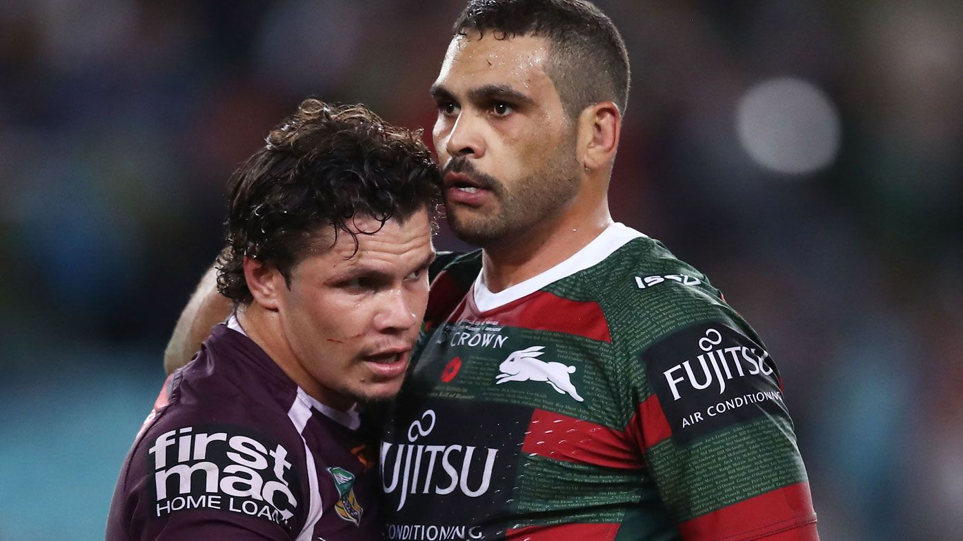 Battle between cousins Greg Inglis and James Roberts to determine State of Origin opener, says Andrew Johns