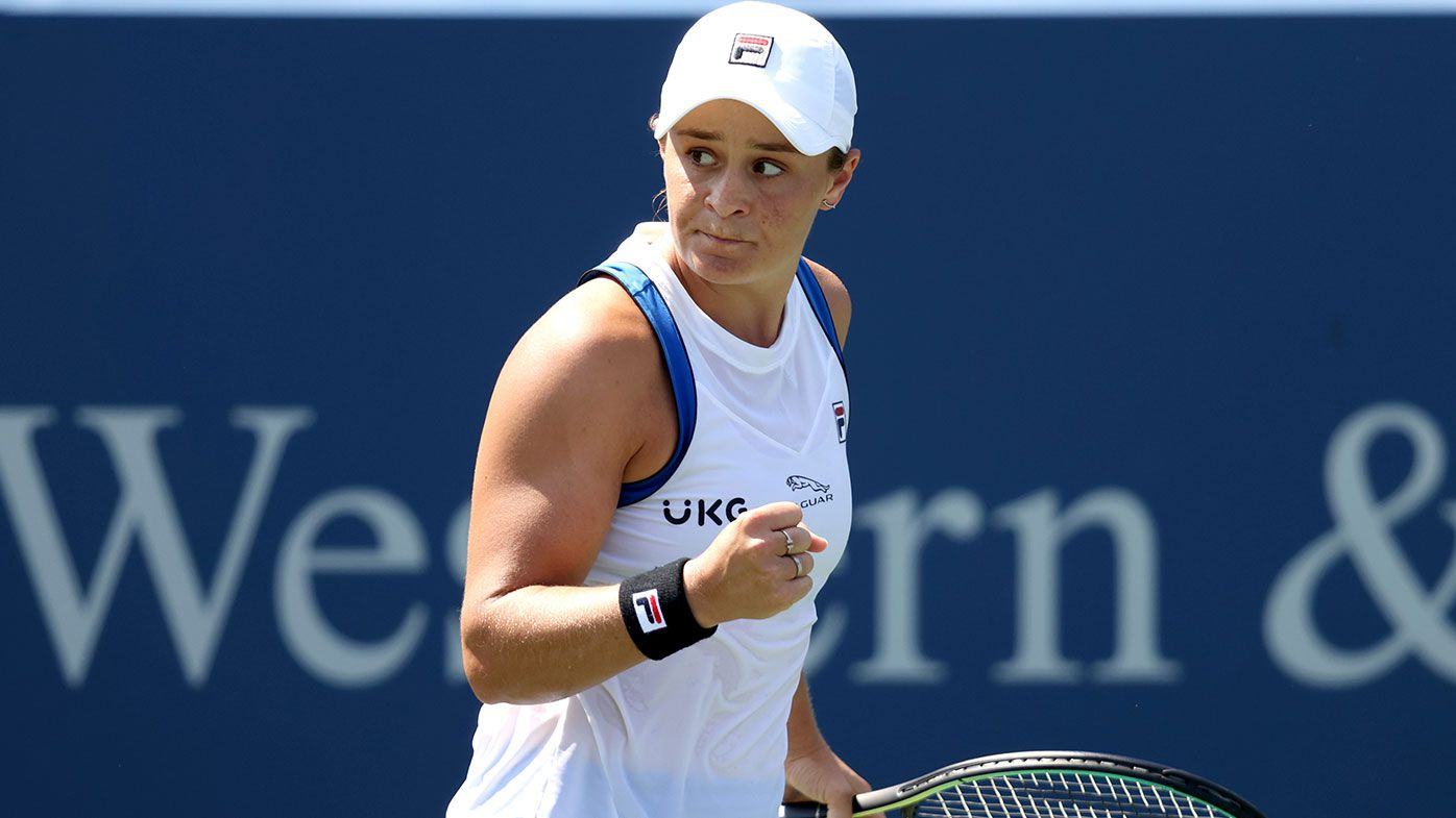 Australian Ash Barty defeats Angelique Kerber to reach final Cincinnati final, Rublev upsets Medvedev