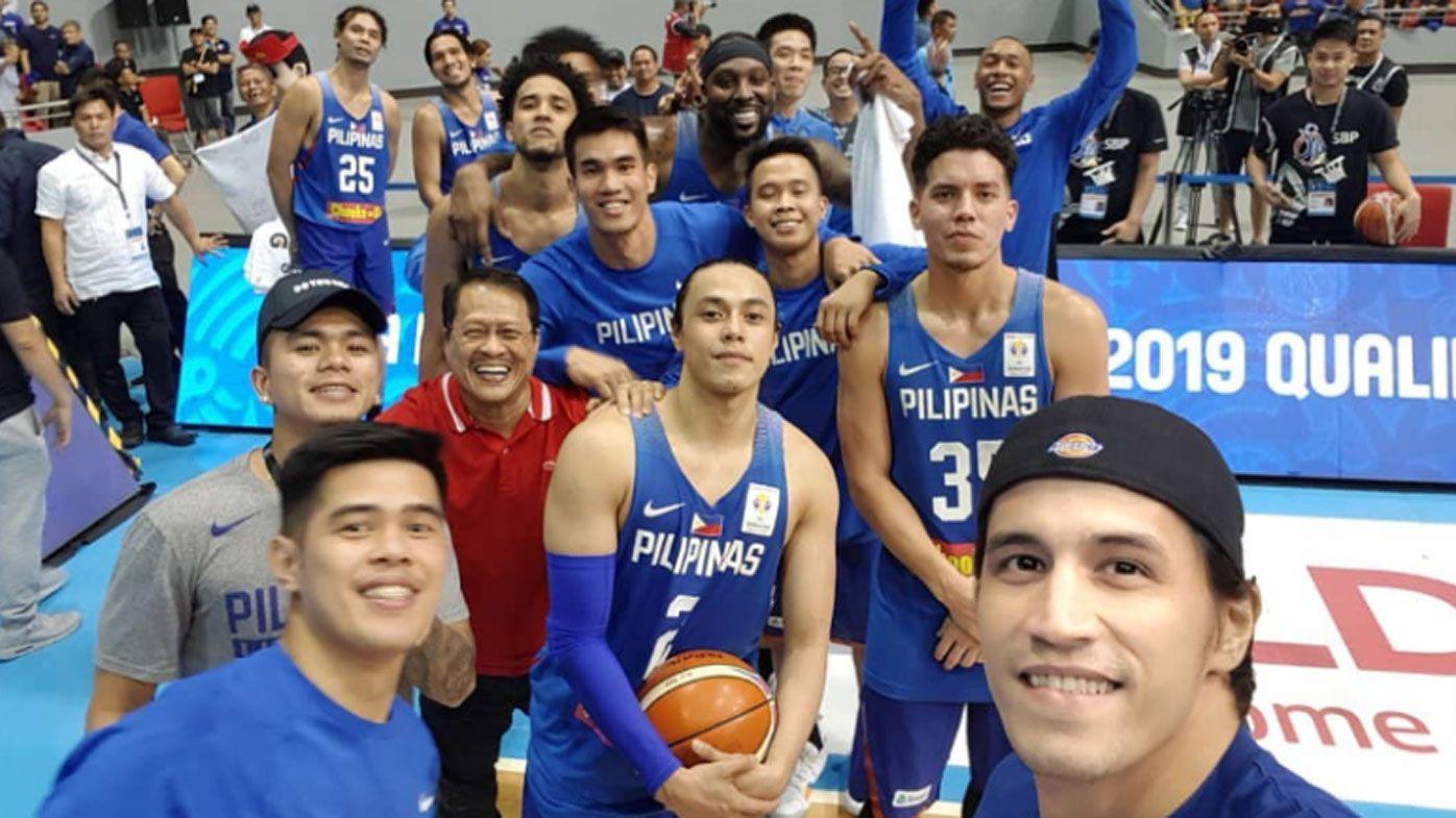 Philippines basketball team