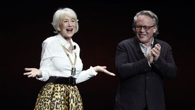 'F-- Netflix': Helen Mirren disses streaming service at CinemaCon
