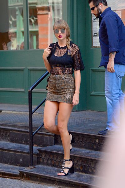 Taylor Swift in New York on July 20, 2018