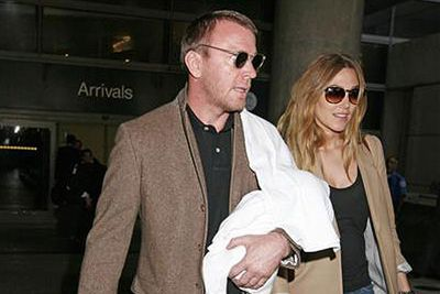 <b>Parents:</b> Guy Ritchie and Jacqui Ainsley