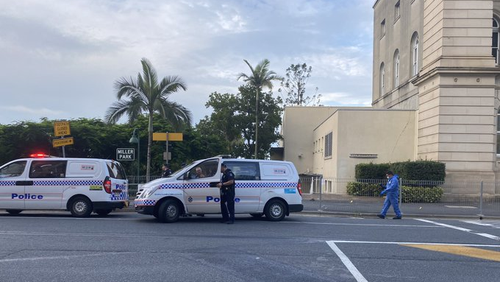 Two men stabbed in Brisbane's CBD