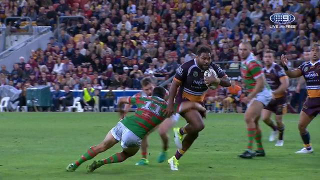 Thaiday scores in Brisbane win