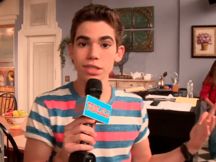 Disney Star Cameron Boyce S Dad Says He Can T Wake Up From Nightmare As Actor S Cause Of Death Revealed 9celebrity