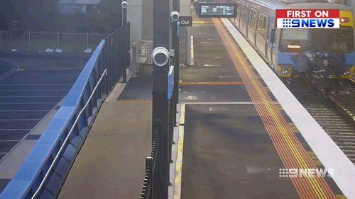 190603 Victoria Melbourne public transport vandals graffiti crime news Australia