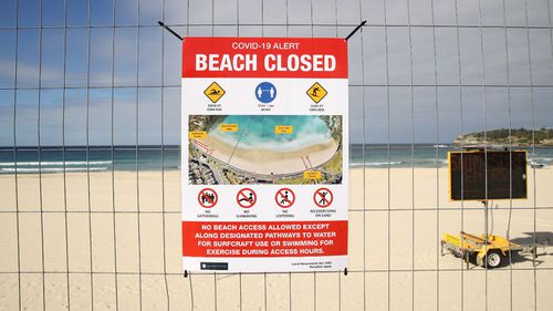 There are restrictions about when and how Bondi Beach can be used (Mark Kolbe).