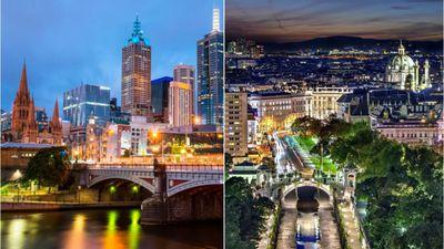 Melbourne no longer world's most liveable city – so where is?