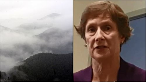Carol Ann Rice died when she fell from a cliff on the heritage listed Kumano Kodo pilgrimage trail in Japan.