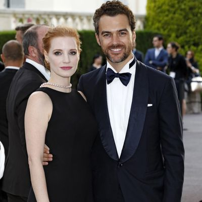 Jessica Chastain welcomes first child via surrogate