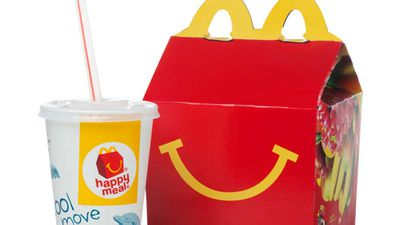 McDonald's responds to urges to ban plastic meal toys