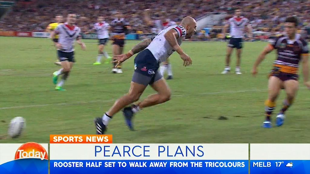 NRL clubs lining up to sign Pearce
