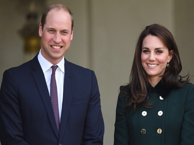 Kate and William have filmed the presentation which will air in November