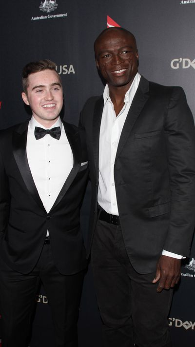 Harrison Craig and Seal
